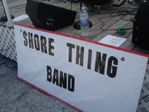 Shore thing band