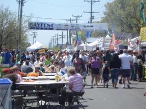 Bayfest Banner