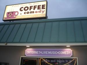 Coffee.Comedy