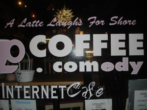 Coffee.Comedy at NIGHT