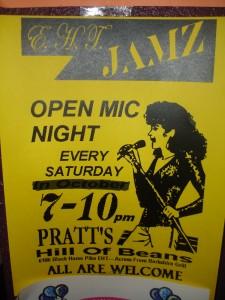 EHT Jamz Poster